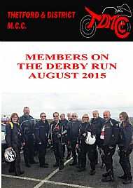 Darby Weekend Rideout 2015