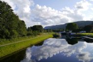Afloat on the Caledonian Canal