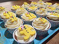 Pudsey Bear Cupcakes