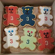 Teddy Bear's Picnic Cookies