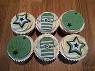 Yeovil Town FC Cupcakes