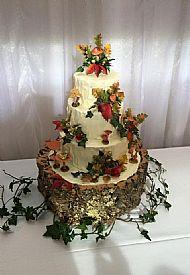 Rustic Autumn Wedding