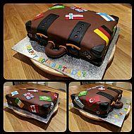 Globe Trotter Cake