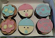 Mummy to be Cupcakes