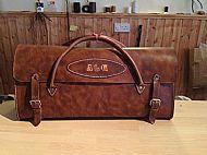Bagpipe Case.