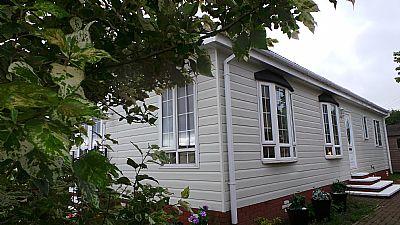THISTLE TUMMEL PARK HOME 2010 SIZE 40FT X 20FT