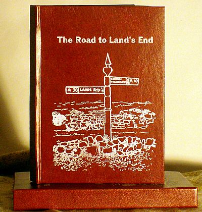 the road to land's end - the a30. anecdotes of 21 towns and villages between london and the end of cornwall.