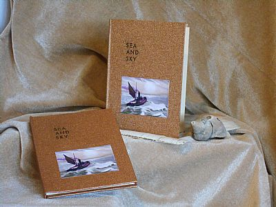sea and sky - a small selection of sea poems by arthur wellings.