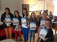 Saltire Awards for young people