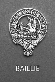 Clan Baillie Brooch