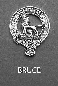 Clan Bruce Brooch