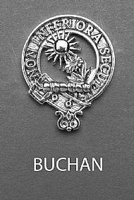 Clan Buchan Brooch