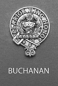 Clan Buchanan Brooch