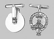 Clan Cameron Cufflinks
