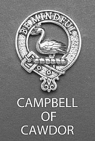 Clan Campbell of Cawdor Brooch