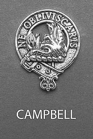 Clan Campbell Brooch