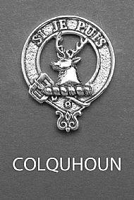 Clan Colquhoun Brooch