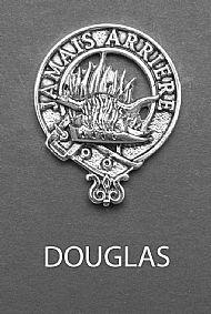 Clan Douglas Brooch
