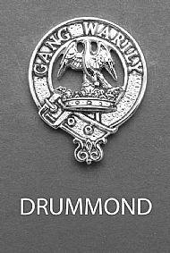 Clan Drummond Brooch