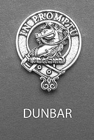 Clan Dunbar Brooch