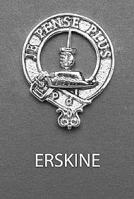 Clan Erskine Brooch