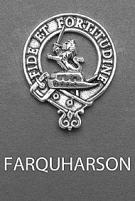 Clan Farquharson Brooch