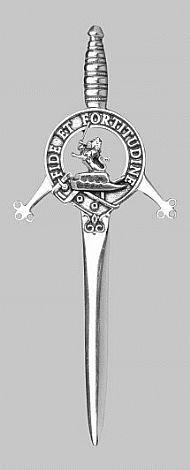 Clan Farquharson Kilt Pin