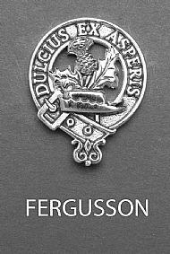 Clan Ferguson Brooch