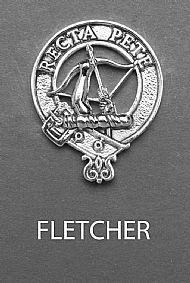 Clan Fletcher Brooch