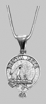 Clan Fletcher Pendant
