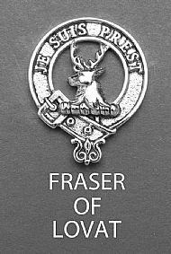 Clan Fraser of Lovat Brooch