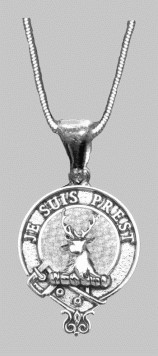 Clan Fraser of Lovat Pendant