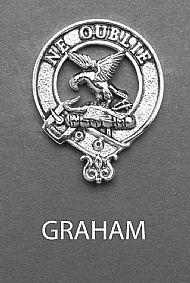 Clan Graham Brooch