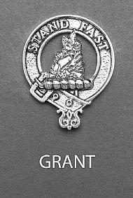 Clan Grant Brooch