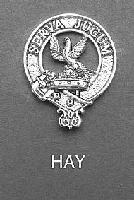 Clan Hay Brooch