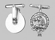 Clan Home Cufflinks