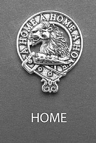 Clan Home Brooch