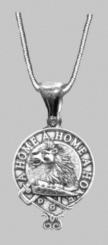 Clan Home Pendant