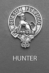 Clan Hunter Brooch