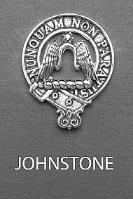 Clan Johnstone Brooch
