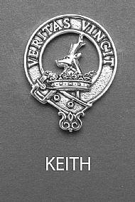 Clan Keith Brooch