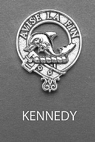Clan Kennedy Brooch