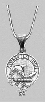 Clan Kennedy Pendant
