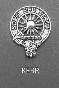 Clan Kerr Brooch