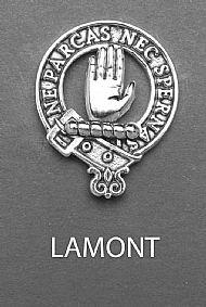 Clan Lamont Brooch