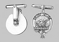 Clan Leslie Cufflinks