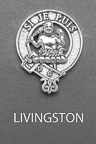 Clan Livingstone Brooch