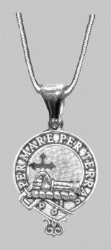 Clan Macdonald of Sleat Pendant