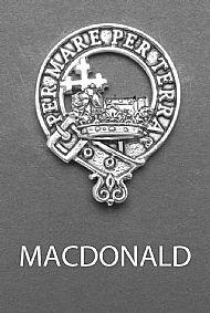 Clan Macdonald Brooch