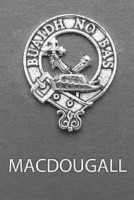 Clan MacDougall Brooch